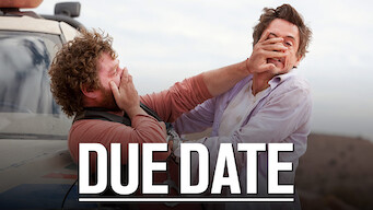 Is Due Date 2010 On Netflix Canada